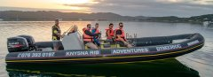 WATERSPORT IS BIG IN KNYSNA